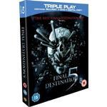 Final Destination 5 - Triple Play (Blu-ray + DVD + Digital Copy) [2011][Region Free]